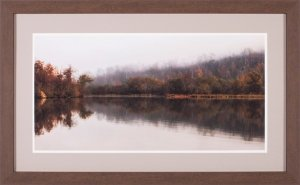 Autumn's Reflection