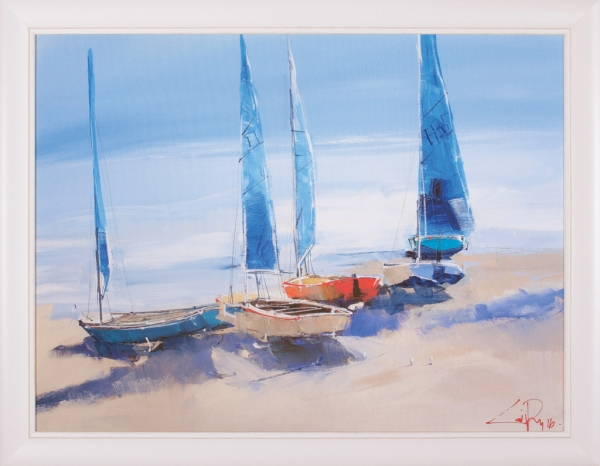 Before The Sail