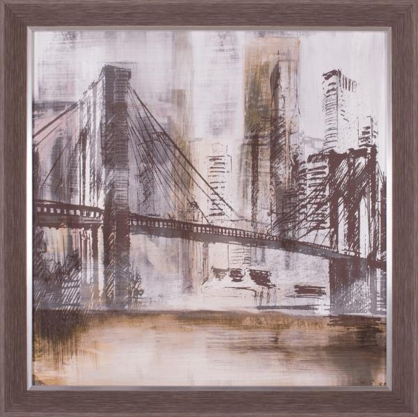 Brooklyn Bridge Twilight