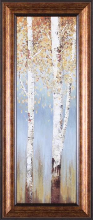 Butterscotch Birch Trees II