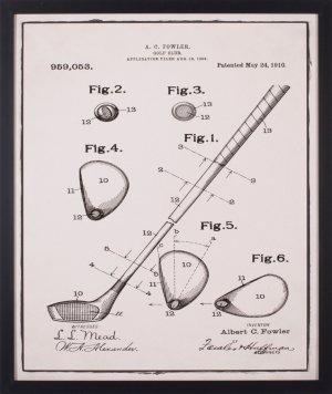 Golf Club, 1909