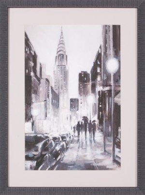 Illuminated Streets II