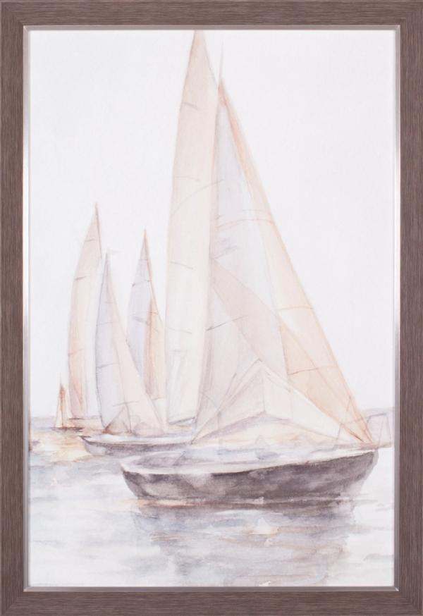 Plein Air Sailboats II