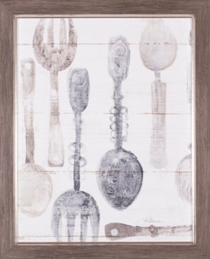 Spoons and Forks Neutral II