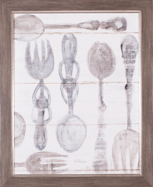 Spoons and Forks Neutral III
