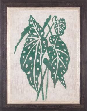 Vintage Greenery II