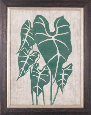 Vintage Greenery III