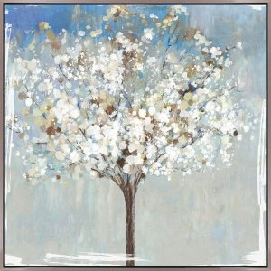 Winter Still Tree