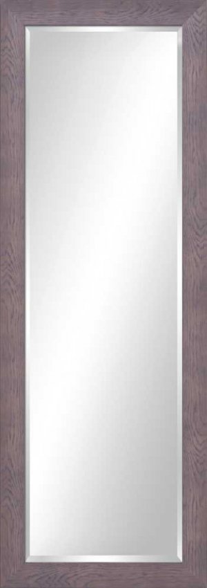 Leaner Beveled Mirror