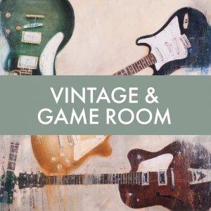 Vintage & Game Room